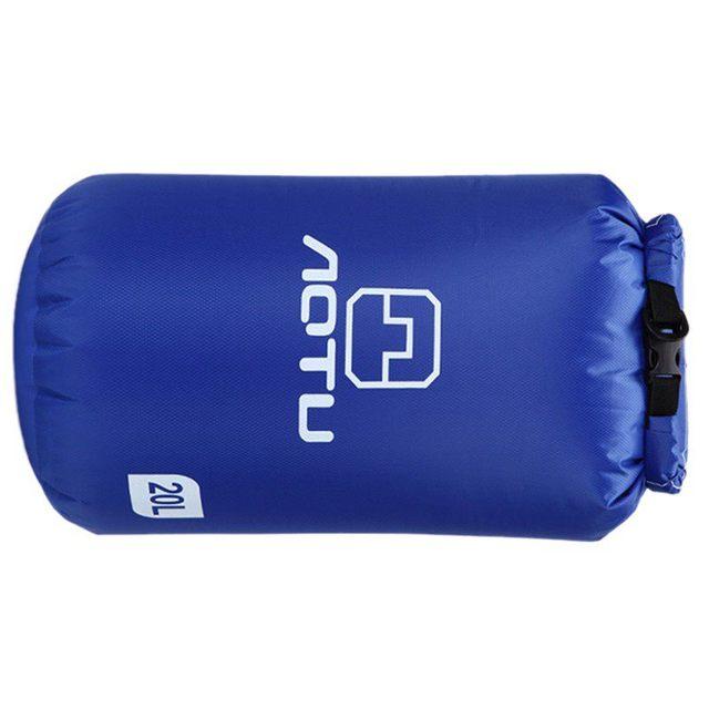 Aotu Portable 20L Waterproof Bag Storage Dry Bag for Canoe Kayak Rafting Sports Outdoor Camping Equipment Travel Kit