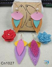 earring muyu cutting die-- new wooden mould dies for scrapbooking Thickness-15.8mm