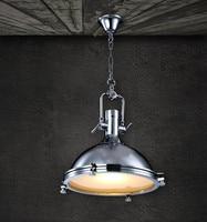 Replica Desiners Pendant Light Edison Loft Style Vintage Industrial Retro Pendant Lamp Light E27 Holder Iron