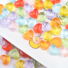 Happy Monkey 20pcs/pack Slime Supplies Resin DIY Love Pretend Candy  Slime Accessories Filler For Clear Slime Decoration Toy