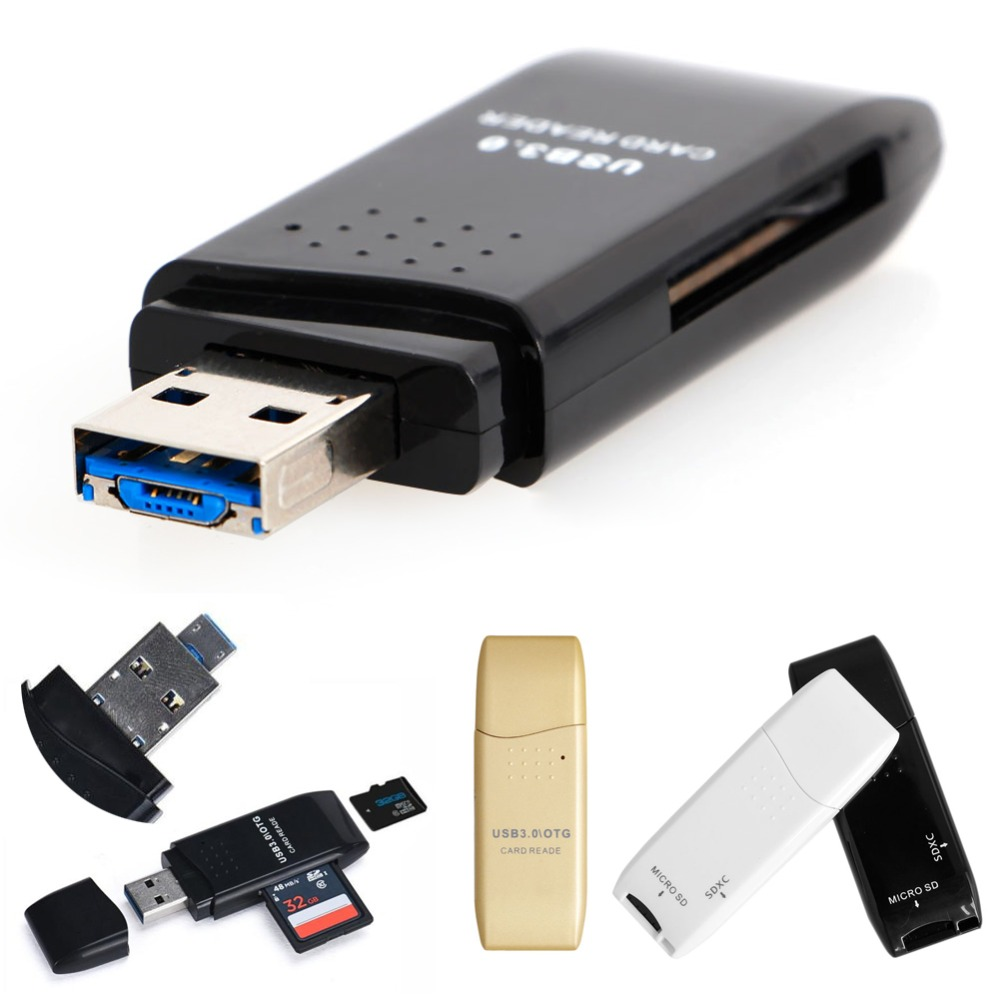 Usb 3 0 Superspeed Sd Micro Sd Memory Card Media Reader: Aliexpress.com : Buy USB 3.0 5Gbps Super Speed MINI OTG