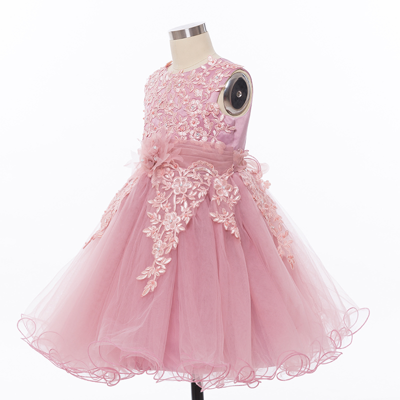 Real Photos Flower Girl Dresses For Weddings Girls Beauty Pageant ...