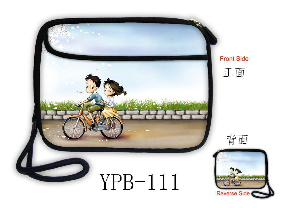 Bicycle Lovers 2.5Hard Drive Cases bag Waterproof HDD Bag For Seagate Slim Hard Disk Backup Plus Slim 500G 1TB WD Passport ...