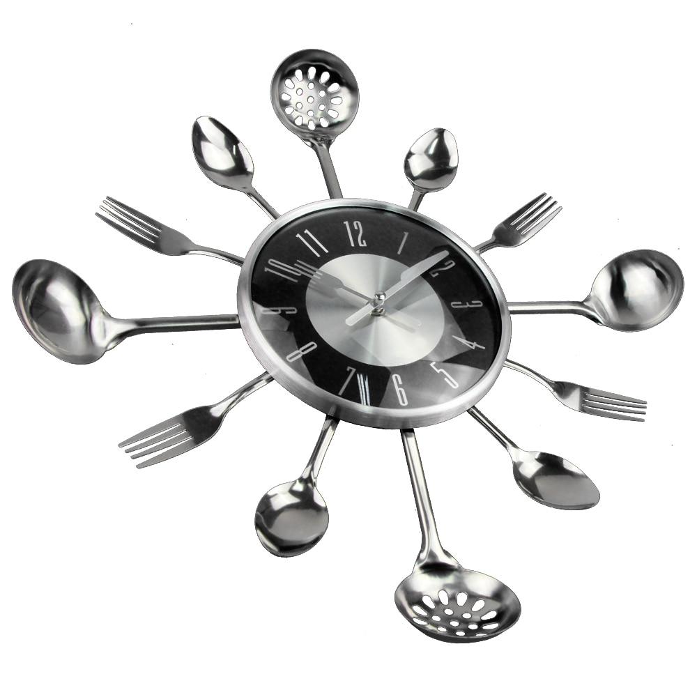 18 ιντσών μεγάλα διακοσμητικά ρολόγια - Διακόσμηση σπιτιού - Φωτογραφία 5