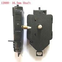 5set 16 5mm Shaft Swing Movement Quartz Clock Movement For Clock Mechanism Repair DIY Clock Parts