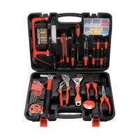 Бытовой набор инструментов Оборудование Набор инструментов электрик Деревообработка ремонт ручной набор инструментов