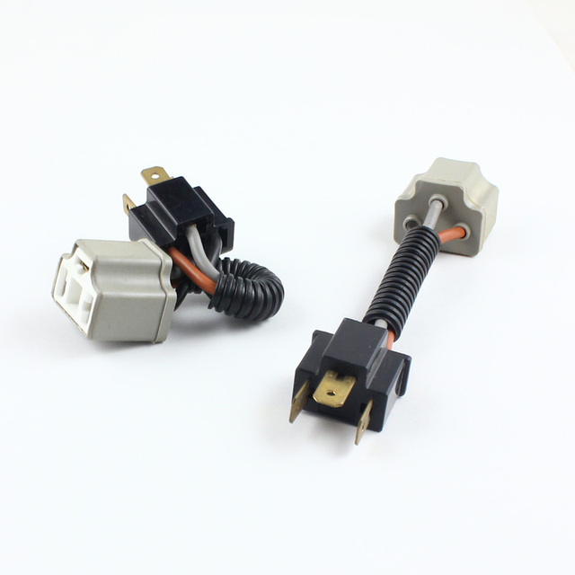 H4 9003 HB2 Male to Female Ceramic Extension Wire Adapter Wiring Harness Socket Connector Plug_640x640 h4 9003 hb2 male to female ceramic extension wire adapter wiring  at bakdesigns.co