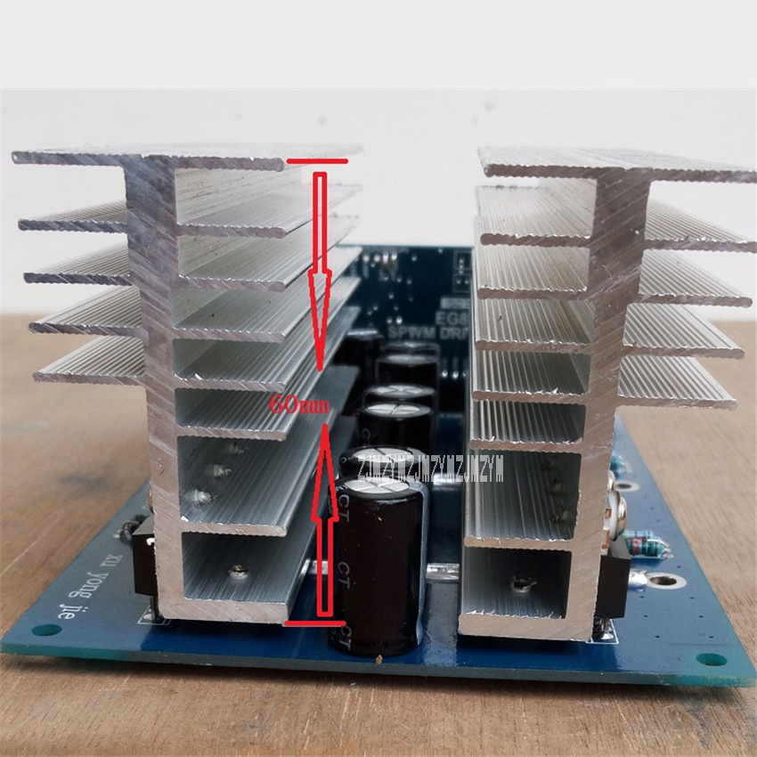 New Arrival 220V Pure Sine Wave Power Frequency Inverter Board 24V / 36V / 48V / 60V 1500W / 2200W / 3000W / 3500W Hot Selling