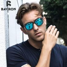 BAVIRON 2017 New Men Sun Glasses Wood Retro Classic Sunglasses Women Polarized Lens Anti-UV400  Wooden Sunglasses Fashion 4210