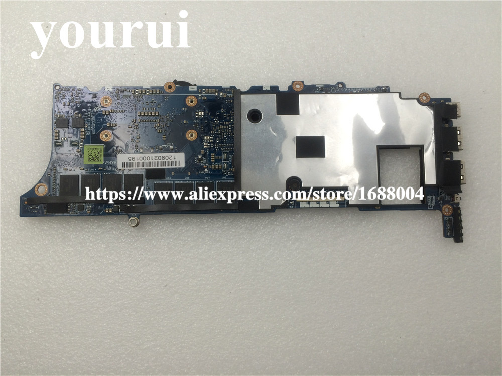 FOR Dell XPS 12 laptop motherboard 741V1 0741V1 CN-0741V1 LA-8821P Motherboard W/ i7-3537U CPU 4GB RAM Test 100% good