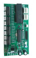 Rasha PCB Board Motherboard For LED Dance Floor 575leds LED Dance Floor 3D Tunnel LED Dance