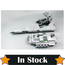 05062 Star 1391 Pcs Series Wars The Super Fighting Destroyer Set Educational Building Blocks Bricks lepin Toy Gift 75055