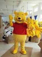 100% реальные фотографии! 2016 Новый Медведь и Тигр маскарадный костюм медведя талисман Тигр маскарадный костюм медведя и тигр талисман костюм