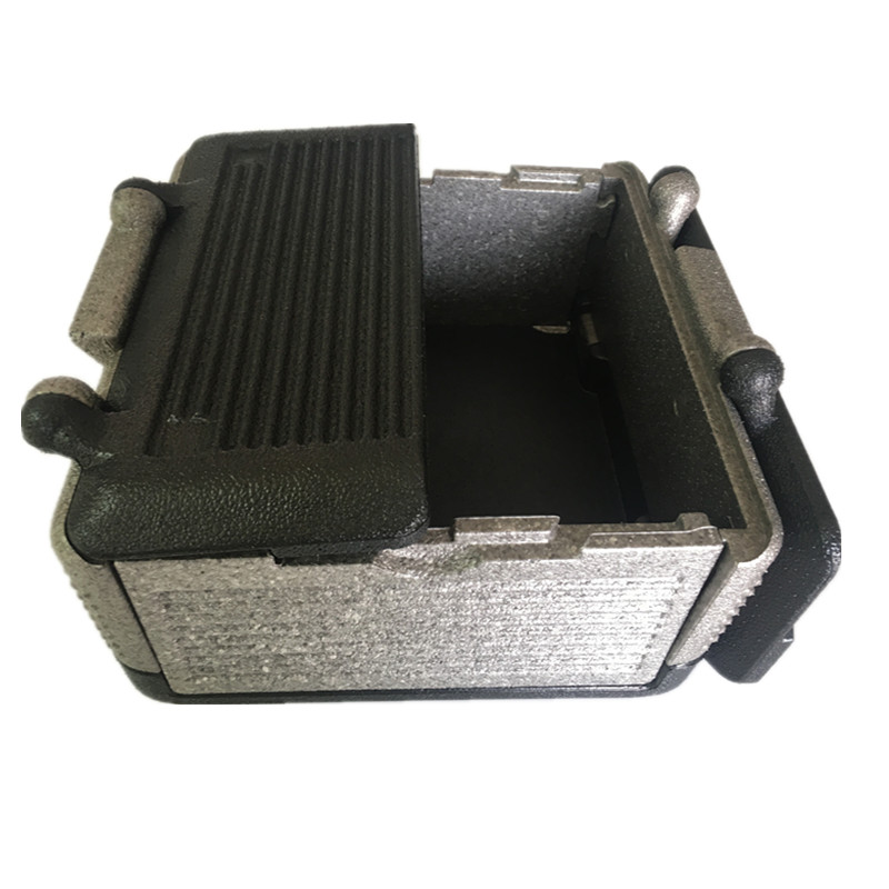 Durable and foldable collapsible EPP foam Car insulated box for food delivery