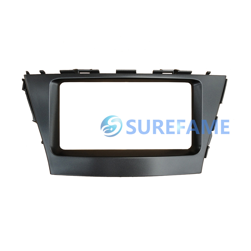 double din car stereo facia for toyota prius 2013 right. Black Bedroom Furniture Sets. Home Design Ideas