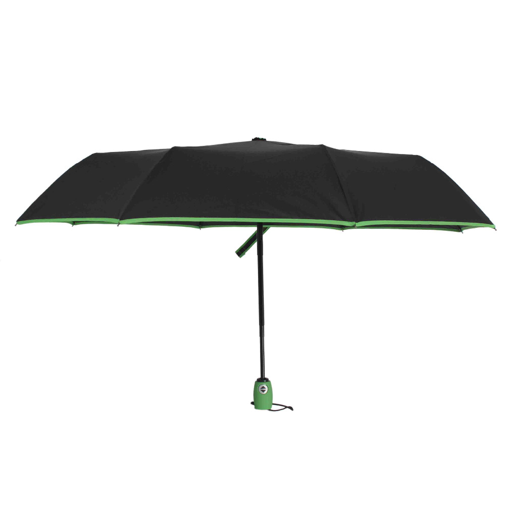 2dfb1180f803 US $19.89  SUSINO Unbreakable Windproof Travel Umbrella Compact Lightweight  Automatic Open Close Combination Color Umbrellas 16301AC Green-in ...