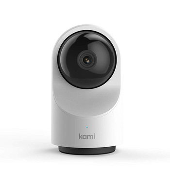 YI Kami Indoor Smart Home Camera 1080P IP Cam Security Surveillance Motion Tracking 2-Way Audio Privacy Mode 6 months Free Cloud