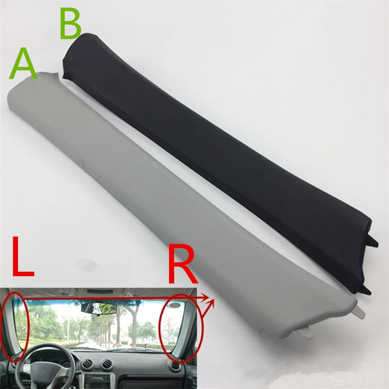 Couvercle de panneau de garniture supérieure de pilier avant de voiture pour Geely CK, CK2, CK3