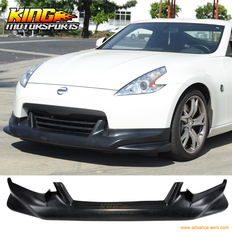 ♔ >> Fast delivery 370z front lip in Bike Pro