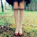 Princesa meias lolita Meias agulha grossa na altura do joelho-meias altas meias meias tornozelo 2 cores pode escolher