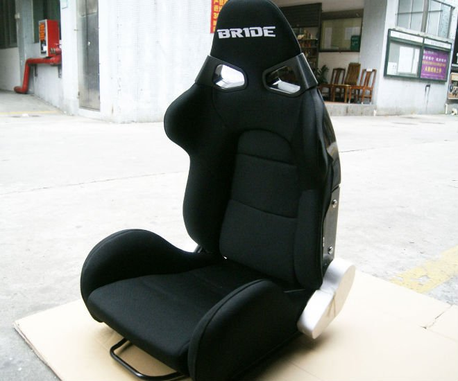 Free Shipping!!! Cuga style carbon fiber car seat, racing seat for