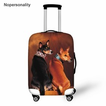 Suit Luggage-Cover Travel-Suitcase Protection-Covers Nopersonality Dog for 18-30-Inch