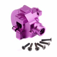 RC HSP 102075 Aluminum Gear Box with Screw For 1:10 Electric Car Buggy Truck