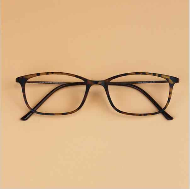 Ultra-thin Korean Men Vintage BLSY Titanium Tungsten Small Square Glasses Frame Women Myopia Prescription Eyeglasses