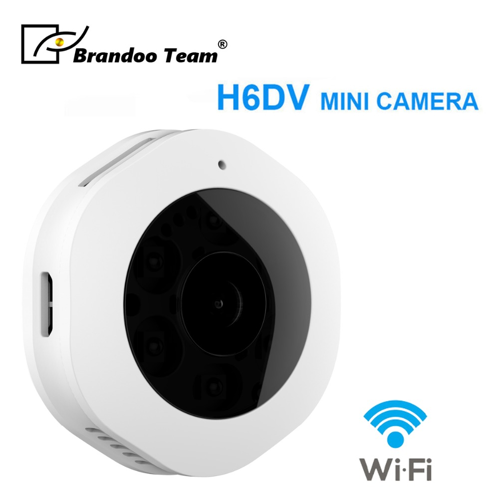 цена на Wireless Night Vision Sports DV WIFI Mini motion detection Camcorder 1080P HD