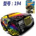 2016 Hot Wheels 194 Металл Diecast Cars Коллекция Дети Toys Автомобиля Для Детей Juguetes 1: 64