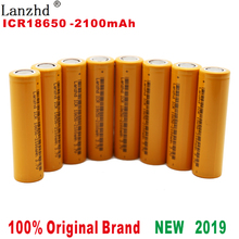 8-40Pcs Rechargeable 18650 Battery 2100mAh li ion Batteries 3.7V for samsung Lithium Flashlight notebook toy