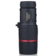 Visionking 8×42 Waterproof Monocular Day Night Vision Telescope Camping Sports