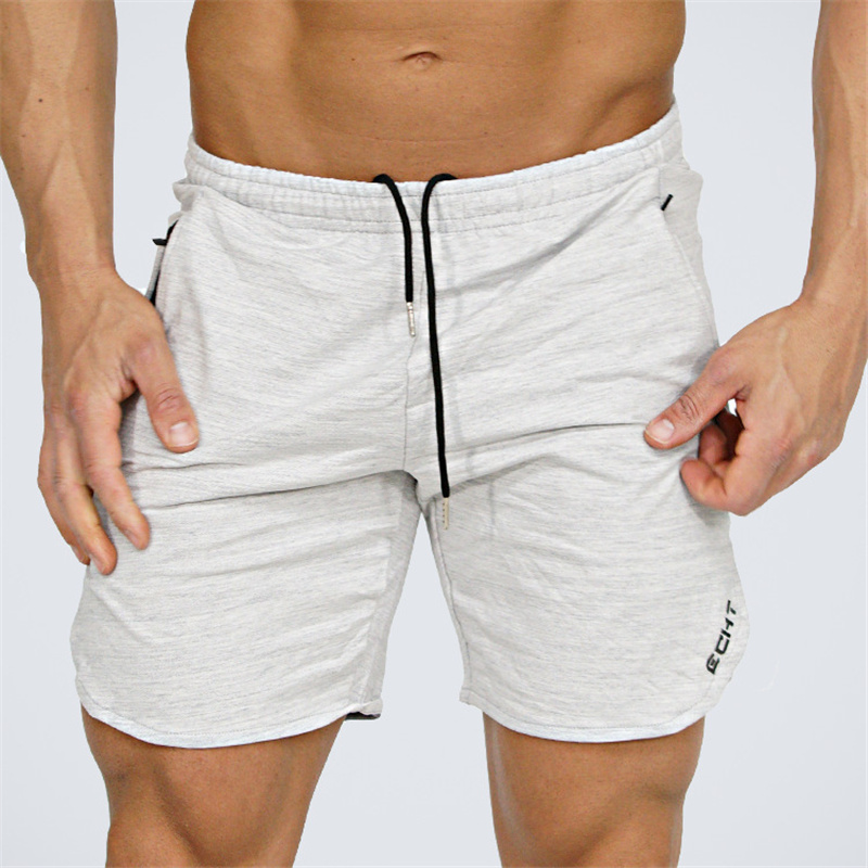 CANGHPGIN Brand Summer Running Shorts Men Quick Dry Breathable Workout Gym Sport Short Pants Soft Cotton Fitness Jogging Shorts