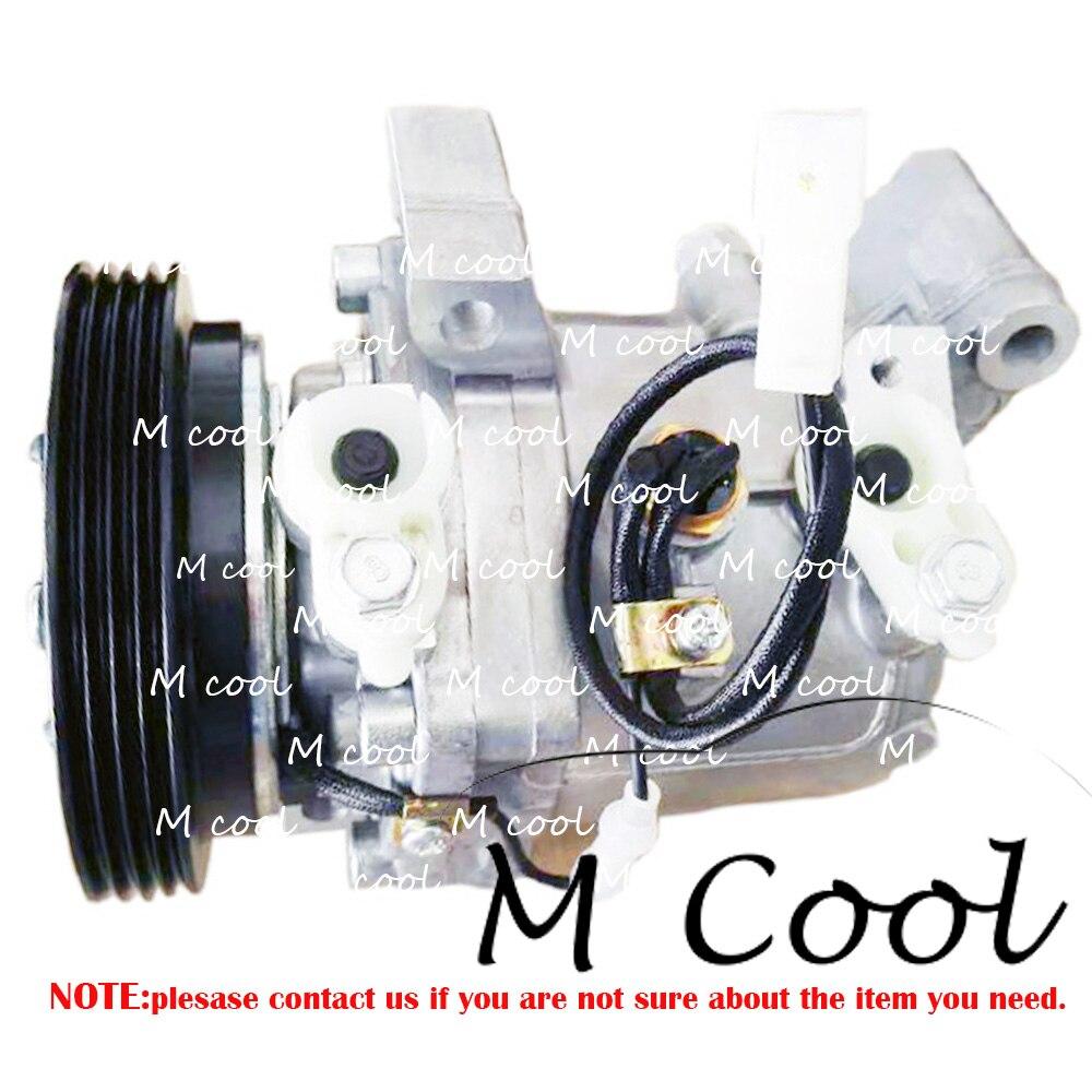 Высокое качество Фирменная Новинка SS07LK10 переменного тока компрессор для автомобиля S ...