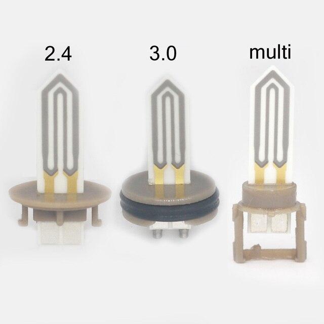 10 قطع/وحدة أصلية جديدة ملحقات إصلاح vape استبدال شفرة سخان السيراميك للاستخدام مع iqos 3.0/متعدد 3.0 أفضل جودة