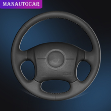 Car Braid On The Steering Wheel Cover for Hyundai Elantra 2004-2011 Old Auto Car-styling Interior Accessorie