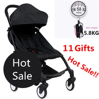 Yoya Baby Stroller Upgrade Style Portable Prams Travel Baby Car Cariage Lightweight Trolley Umbrella Babyzen Yoyo Stroller
