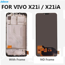 For vivo X21i lcd X21iA UD LCD Display +Touch Screen Digitizer Glass Lens Assembly Replacement