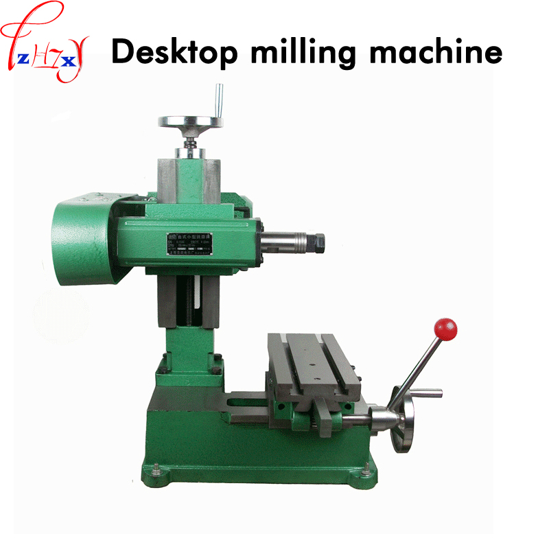 Desktop Saw Blade Knife Grinding Machine Grinding Line Slotting Machine Light Horizontal Milling Machine 220 380V