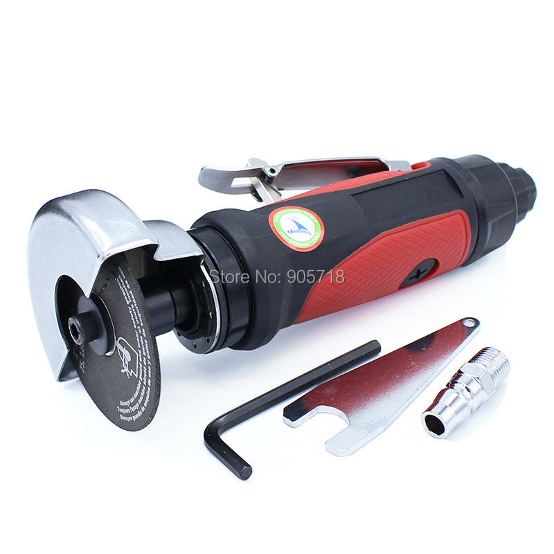 3 Inches Mini Pneumatic Cutting Tool Air Tools Cutter Machine with High Speed