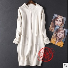 New product release in the fall of 2015, the original design wool  loose big yards of   women's sweaters