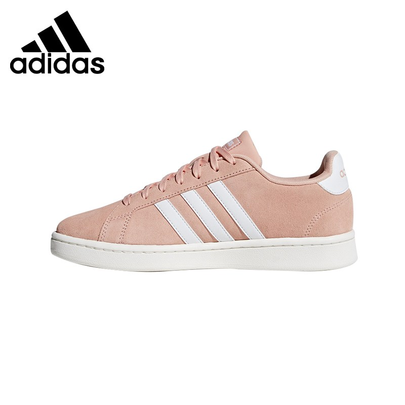 US $80.5 30% OFF|Original New Arrival 2019 Adidas GRAND COURT women's Skateboarding Shoes Sneakers in Skateboarding from Sports & Entertainment on