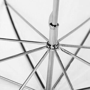 """Image 4 - Godox 33 """"84 cm Layers Đúp Phản Xạ và Translucent Đen White Umbrella đối Studio Flash Strobe Chiếu Sáng"""
