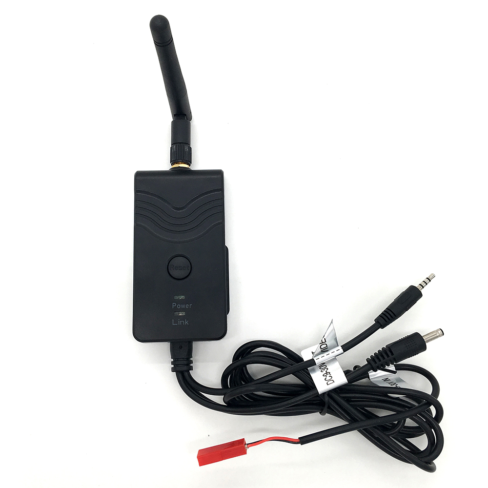 WIFI Transmitter 903W FPV Video Realtime Car Backup Camera Aerial Interface