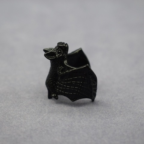 Vintage Bat Rings Fashion Retro Style Adjustable Bat Rings For Women Men Bat Jewellery Multan