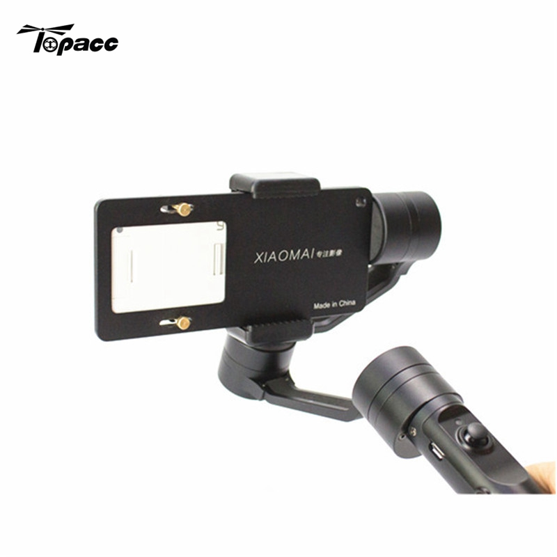 Adapter for Gopro3 /3+ / 4 / 5 /XIAOYI 1 / 4K /SJCAM F68 / SJ4000 / for Zhiyun Smooth C Gimbal Action Camera Accs Spare Parts