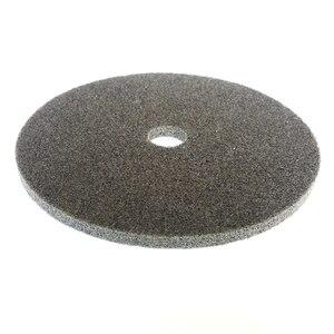 Image 2 - 100 pièces 150*6mm S/C Non tissé unitized roue nylon disque de polissage