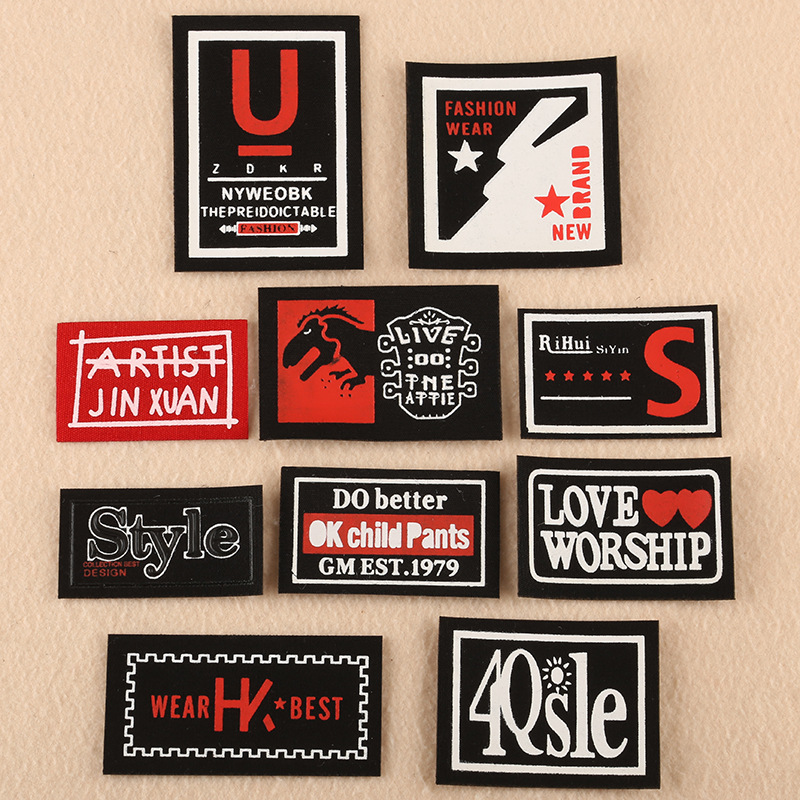 picture about Printable Iron on Patches named Globally transport iron upon letters printing patches for