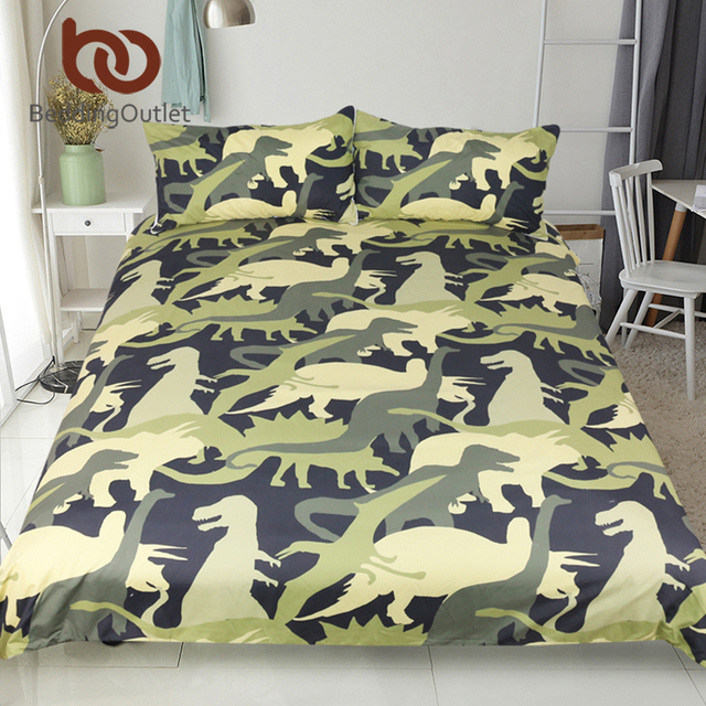 Camo Bedding Set
