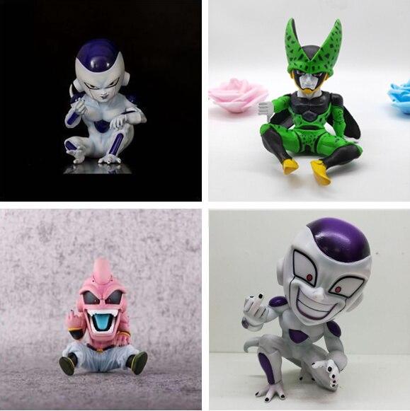 13 centímetros Dragon Ball Z Majin Buu Majin Boo Figura figura de ação PVC brinquedos boneca coleção modelo dos desenhos animados do anime